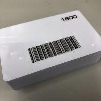 通行証カードの作成